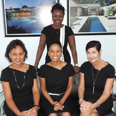 Barbados Office Group Photograph