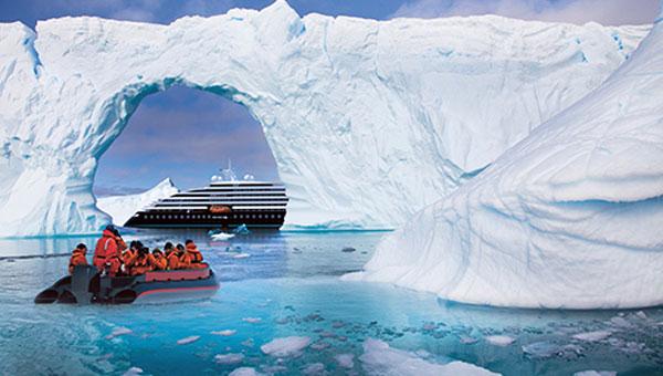 luxury antarctica holidays elegant resorts