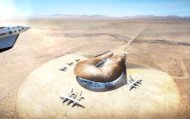 virgin Galactic Your Journey To Space Starts Here