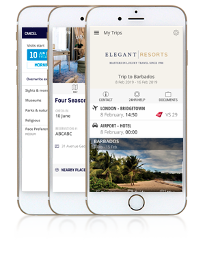 Elegant Resorts Travel App