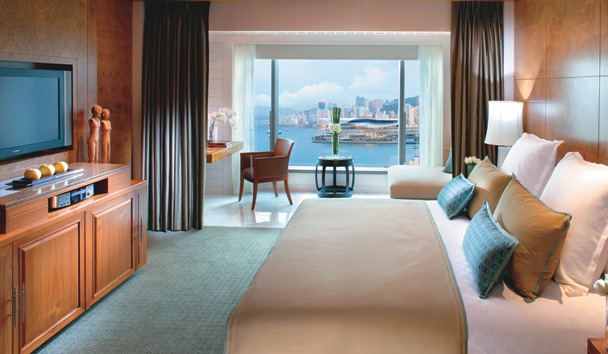 Mandarin Oriental, Hong Kong: Harbour Room
