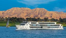 The Oberoi Zahra Luxury Nile Cruiser, Egypt