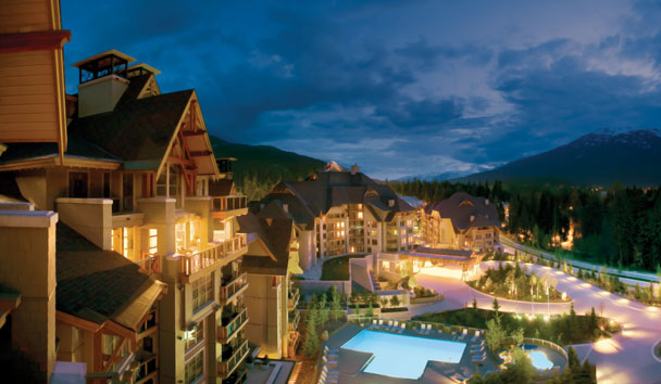Four Seasons Resort Whistler & Residences: Exterior