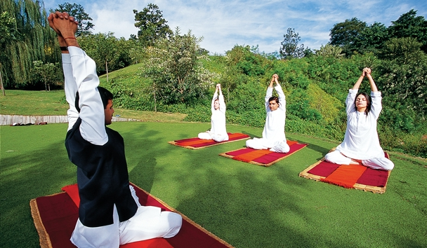 Ananda in the Himalayas: Wellbeing Classes