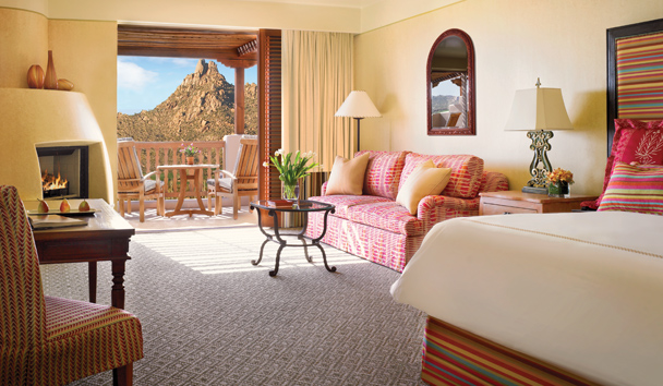 Four Seasons Resort Scottsdale at Troon North: Deluxe Casita Room