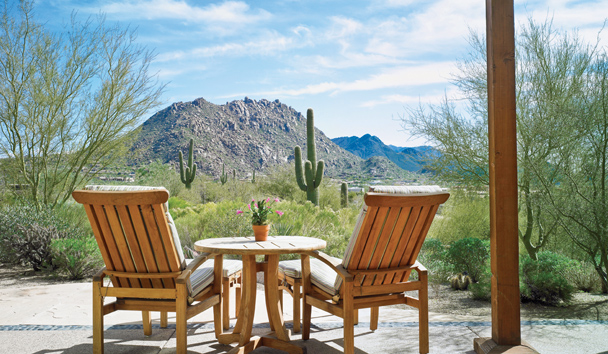 Four Seasons Resort Scottsdale at Troon North: Jerome Two Bedroom Suite