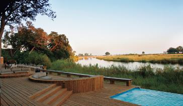 Kings Pool Camp,  Botswana