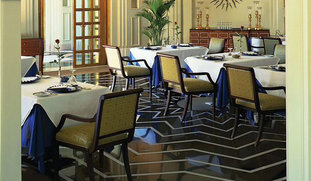 The Oberoi Udaivilas: Udaimahal Restaurant