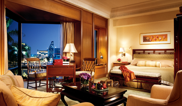 The Peninsula Bangkok: Suite Interior