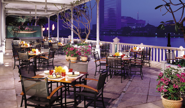 The Peninsula Bangkok: River Cafe and Terrace