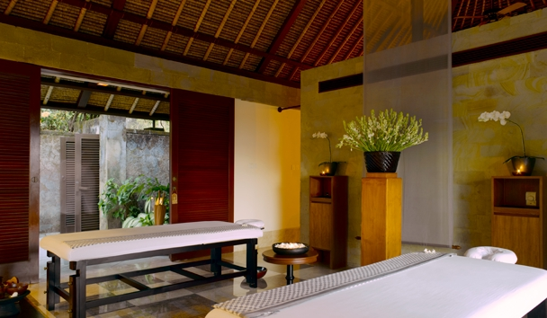 Amanusa: Spa Treatment Suite