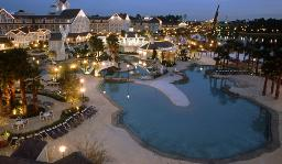 Disney's Beach Club Resort, Orlando , United States of America