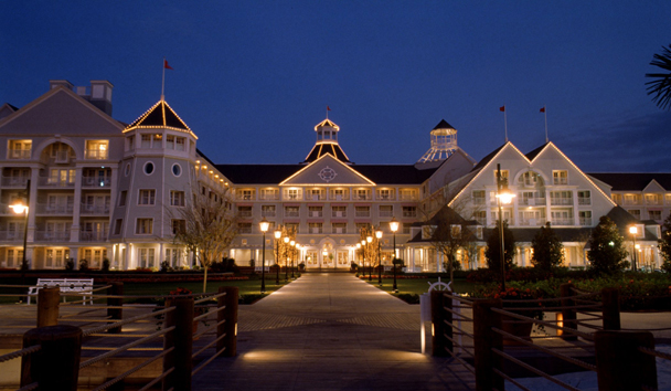 Disney's Yacht Club Resort, Orlando: Hotel Entrance