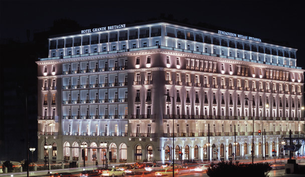 Hotel Grande Bretagne, A Luxury Collection Hotel: Exterior