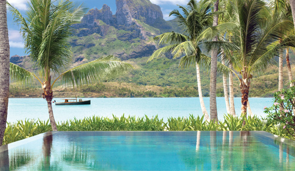 Four Seasons Resort Bora Bora French Polynesia