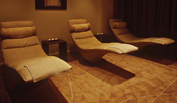 The Richardson Hotel & Spa: The Spa