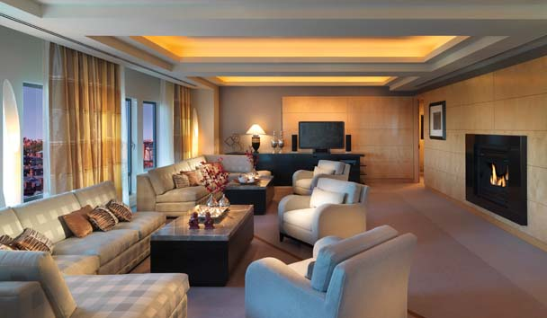 Mandarin Oriental, Boston: Presidential Suite
