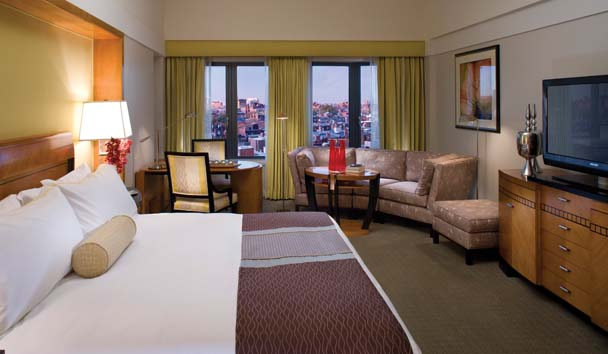 Mandarin Oriental, Boston: Deluxe Room