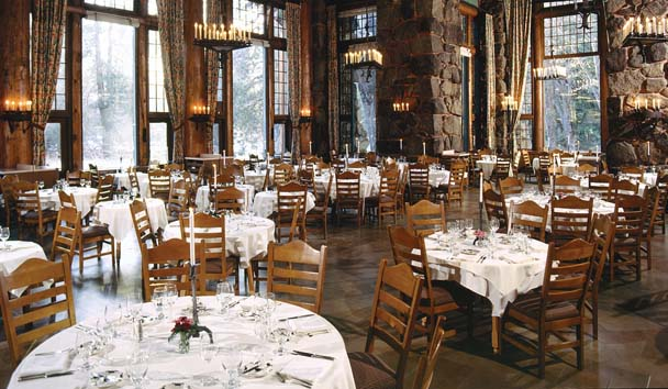 The Majestic Yosemite Hotel: Dining Room