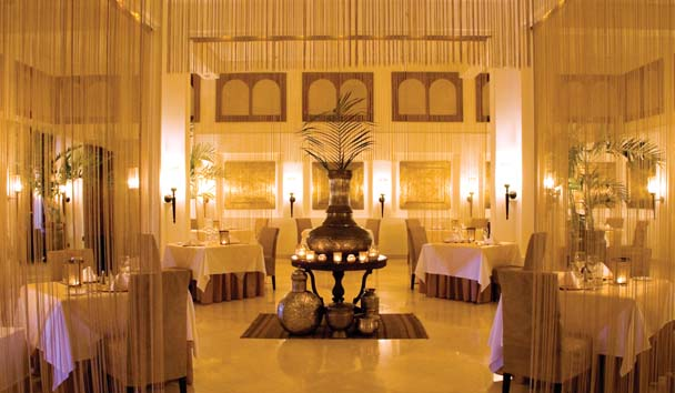 Baraza Resort and Spa: The Sultans Dining Room