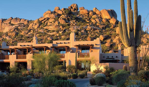 Four Seasons Resort Scottsdale at Troon North,
