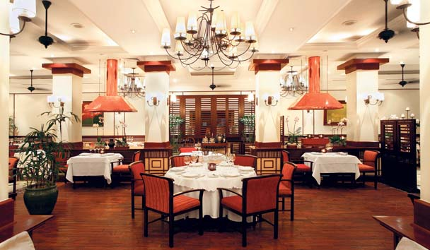 Sofitel Legend Metropole Hanoi: French Restaurant Le Beaulieu