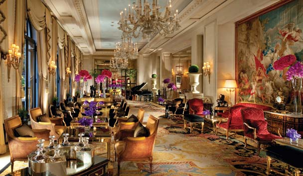 Four Seasons Hotel George V Paris, France