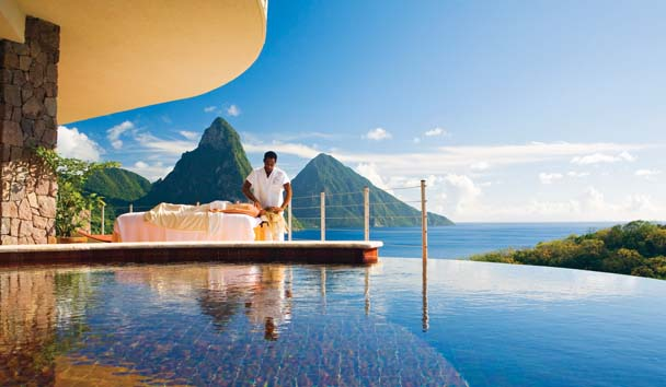 Jade Mountain at Anse Chastanet, St. Lucia
