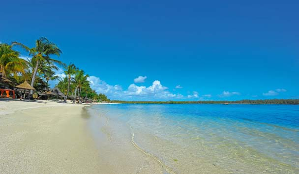 Constance Prince Maurice: Beach