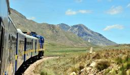 Andean Explorer Train, Peru