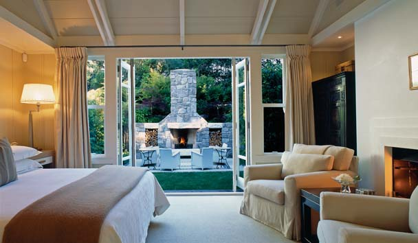 Huka Lodge: Owners Cottage