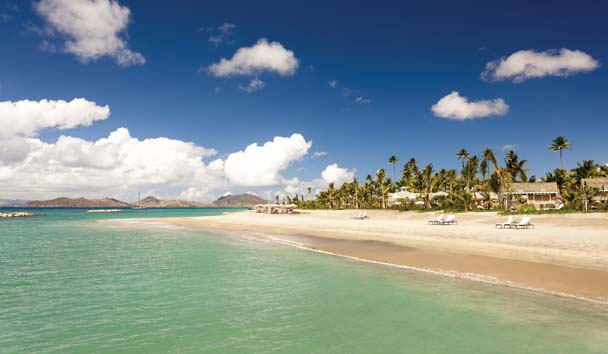 Four Seasons Resort Nevis: Beach