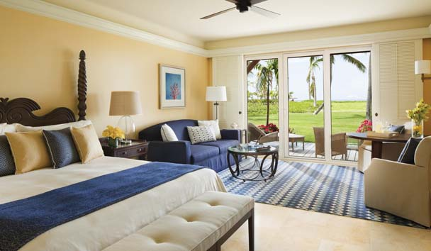 Four Seasons Resort Nevis: Ocean-View Room