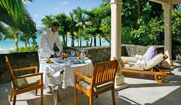 The Residence Mauritius: The Verandah Light Lunch