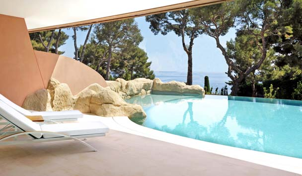 Grand Hotel Du Cap Ferrat, A Four Seasons Hotel