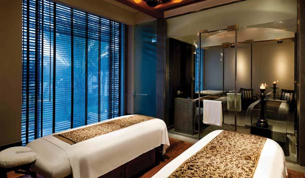 The Chedi Muscat: Spa Treatment Suite