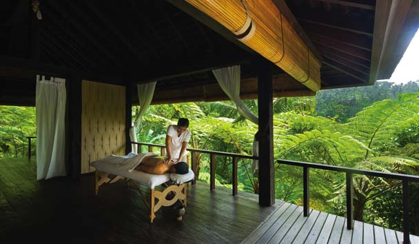 COMO Shambhala Estate: Massage Treatment Pavilion