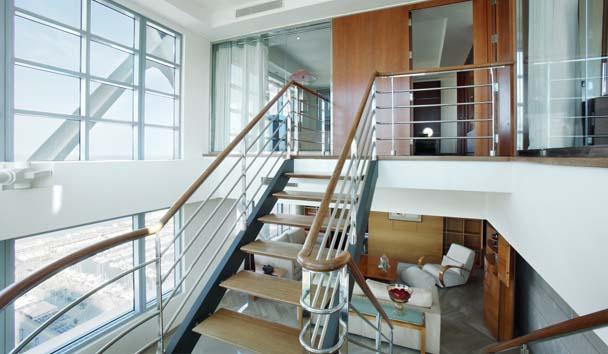 ... Hotel Arts Barcelona: Penthouse ...