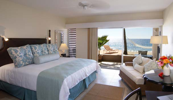 Curtain Bluff: Deluxe Room