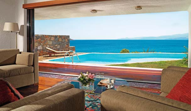 Elounda Mare Relais & Châteaux Hotel: Royalty Suite with Private Pool