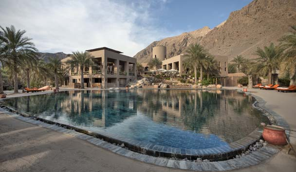 Six Senses Zighy Bay , Oman