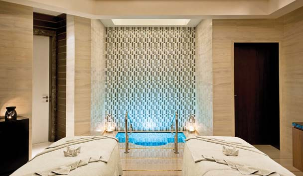 The St. Regis Saadiyat Island Resort: Spa Treatment Room