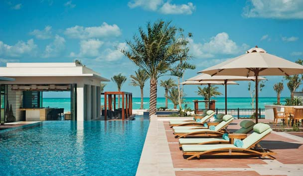 The St. Regis Saadiyat Island Resort: Outdoor Pool