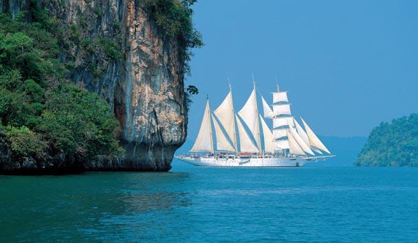 Star Clippers Cruises Luxury Cruise Holidays Elegant Resorts - Star clipper cruises
