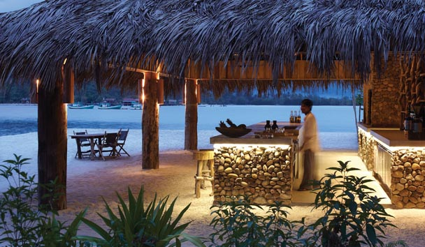 Song Saa Private Island: Driftwood Bar