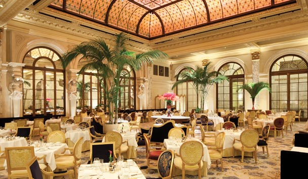 The Plaza, A Fairmont Managed Hotel: The Palm Court