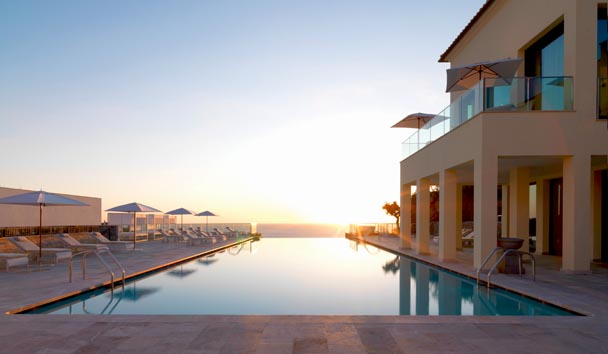 Jumeirah Port Soller Hotel & Spa: Sa Talaia Infinity Swimming Pool
