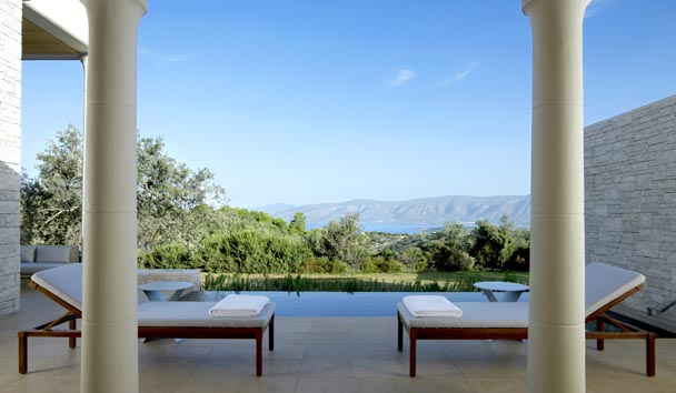 Amanzoe: Pavilion with Private Pool