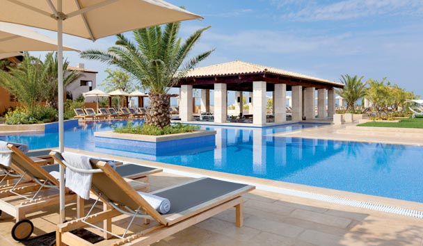 The Romanos, A Luxury Collection Resort: Cabana Pool