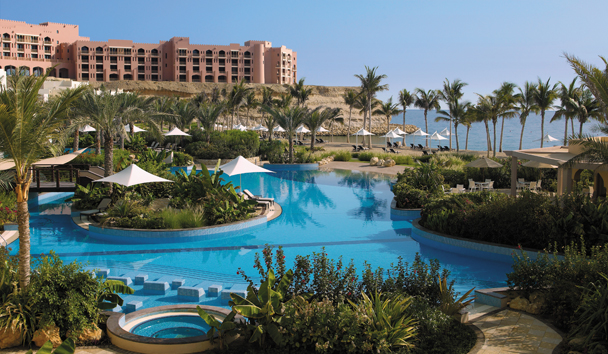 Shangri-La's Barr Al Jissah Resort & Spa - Al Bandar: Outdoor Pool